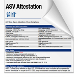 PCI Attestation Report