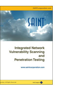 Integrated Vulnerability scanner and penetration testing white paper