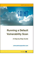 A Step by Step Guide to Running a Default SAINT scan