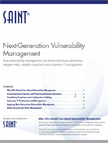 Next-Generation Vulnerability Management and SAINT 8