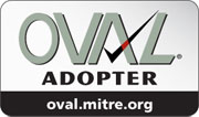 OVAL Adopter Logo