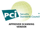 SAINT is an approved scanning vendor for PCI